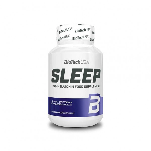 BioTech USA Sleep 60 Kapsel Dose