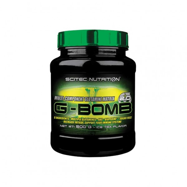 Scitec Nutrition G-Bomb 2.0 500g Dose