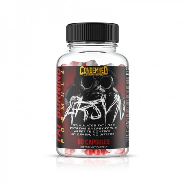 Condemned Labz Arsyn 60 Kapsel Dose
