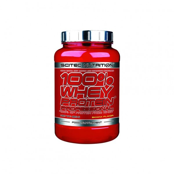Scitec Nutrition 100% Whey Protein Professional 920g Dose