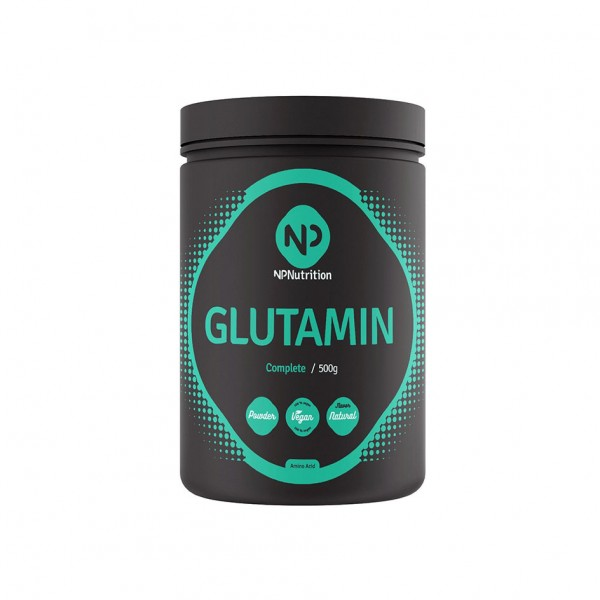 NP Nutrition Glutamine 500g
