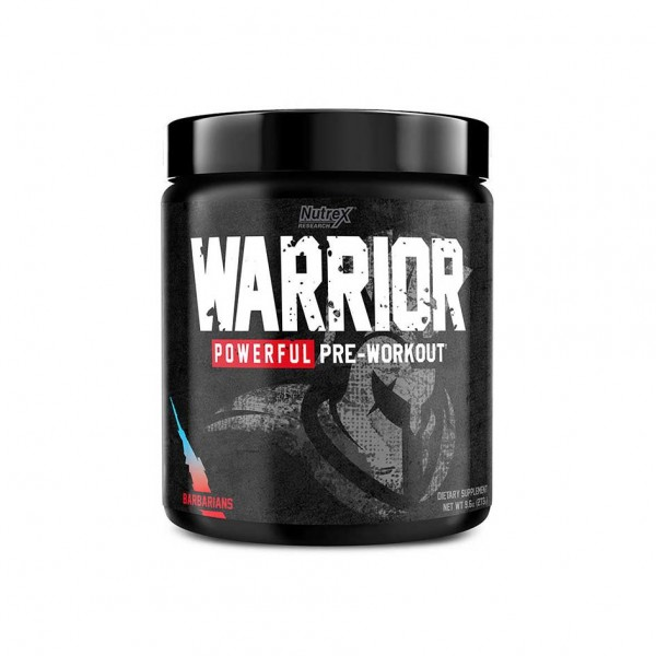 Nutrex Research Warrior Powerful pre-workout 273g Dose