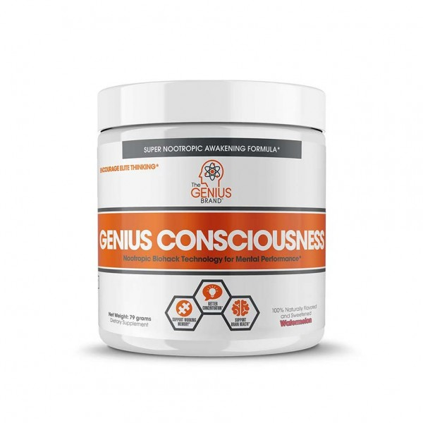 The Genius Brand Genius Consciousness 79g Dose