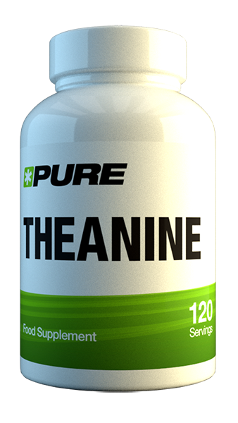 Pure Labs L-Theanine 120 Kapsel Dose