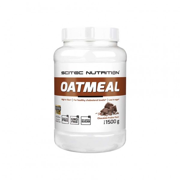 Scitec Nutrition Oatmeal 1500g Dose