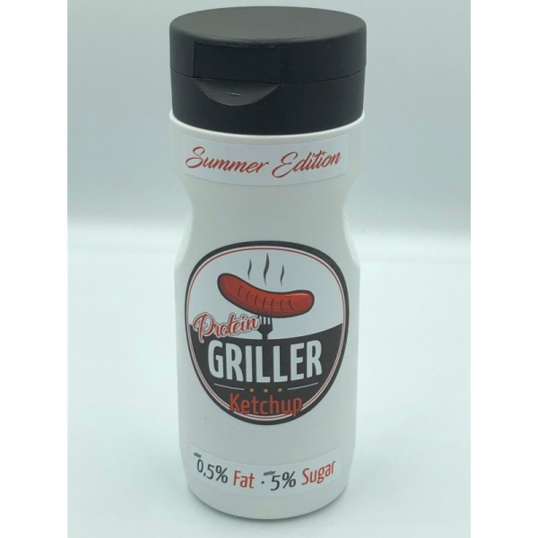 Protein Griller Tomaten Ketchup 250ml Flasche