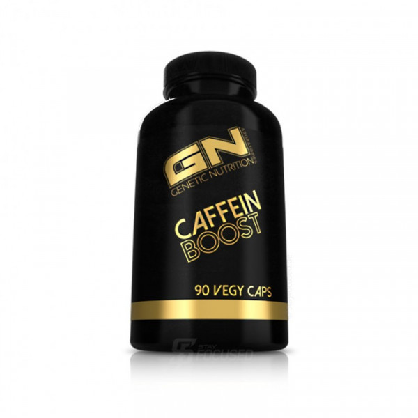 GN Laboratories Caffein Boost 90 Kapsel Dose