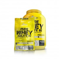 Olimp 100% Pure Whey Isolate 95 Set