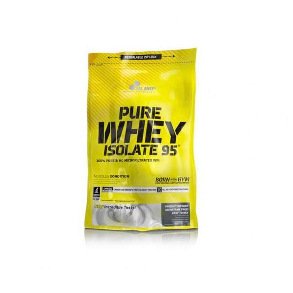 Olimp Pure Whey Isolate 95 600g Tüte