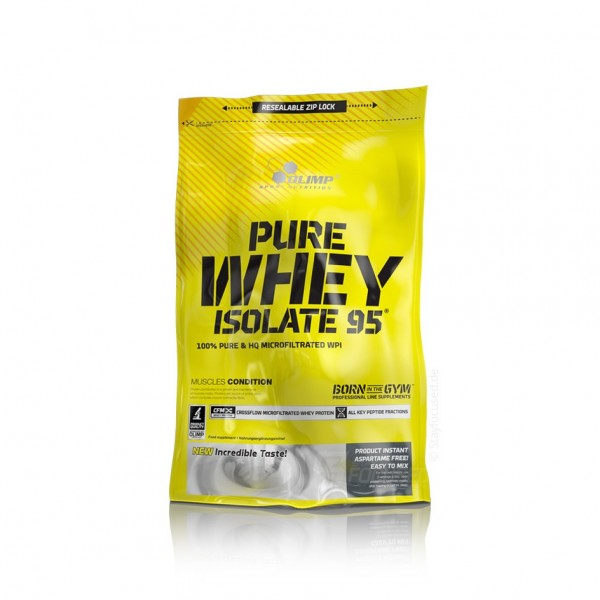 Olimp Pure whey Isolate 95 Tüte