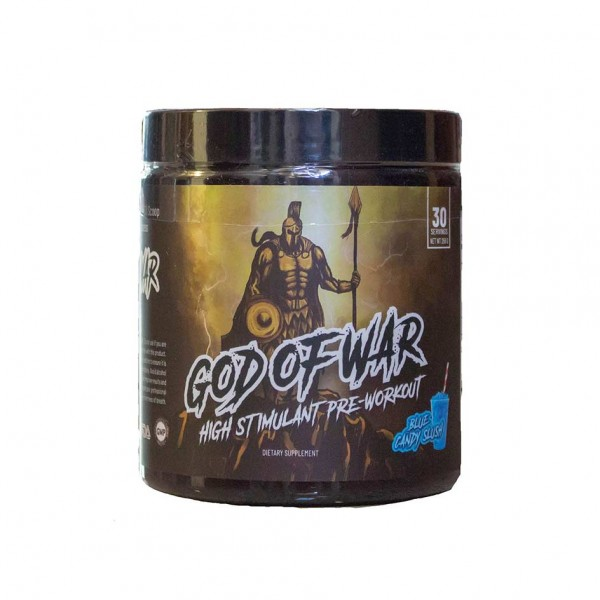 Centurion Labz New-Version God Of War 258g Dose