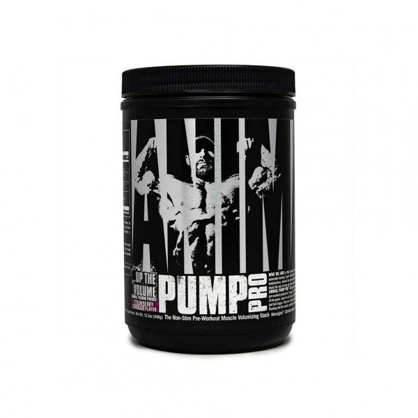 Universal Nutrition Pump Pro 440g Dose