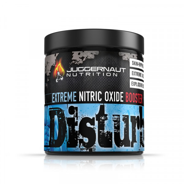 Juggernaut Nutrition - Disturb Extreme 252g Dose
