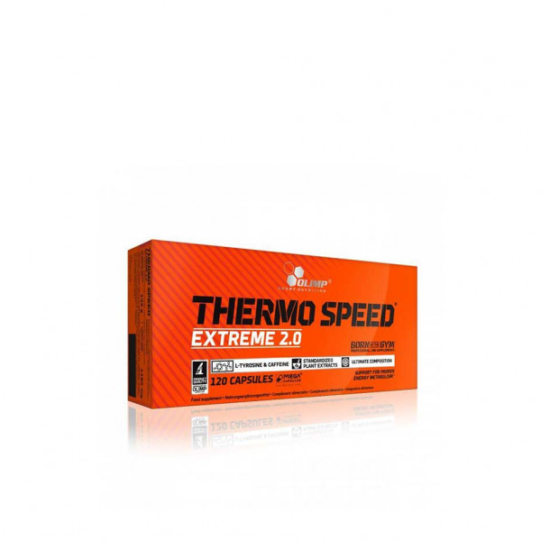 Olimp Thermo Speed Extreme 120 Kapseln