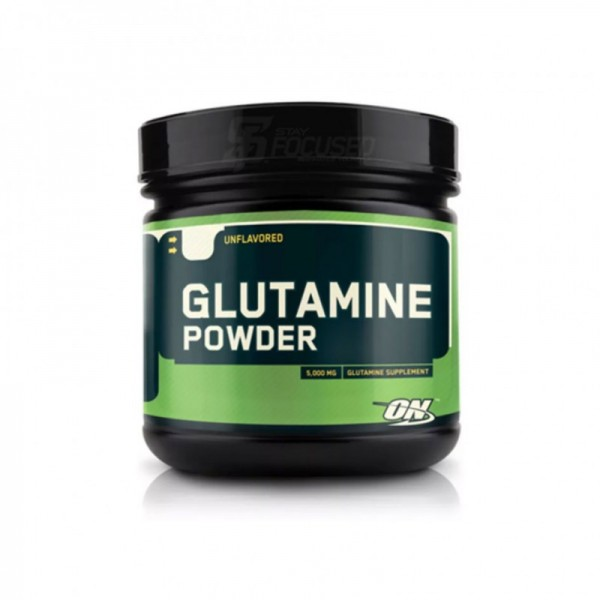 Optimum Nutrition Glutamin 630g Dose