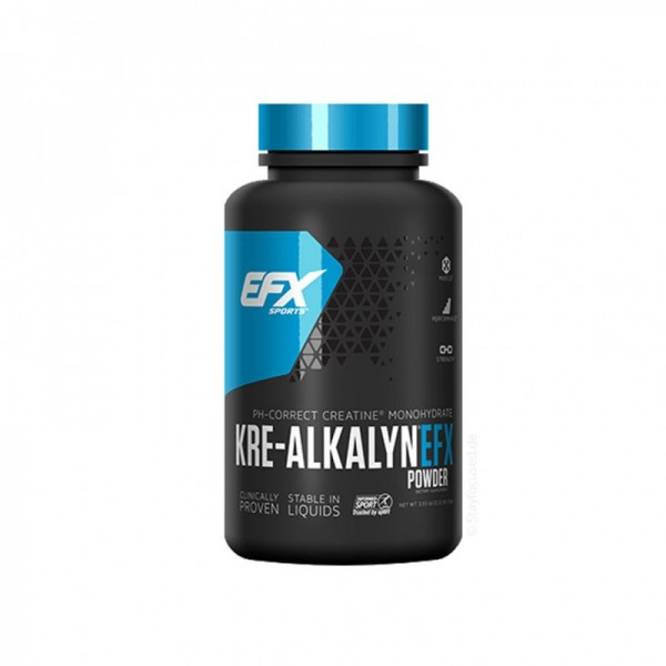 EFX Sports Kre-Alkalyn Powder 100g Dose