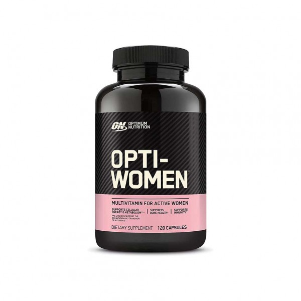 Optimum Nutrition Opti Woman 120 Kapseln Dose