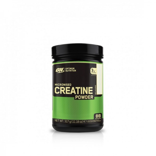 Optimum Nutrition Creatine 317g Dose